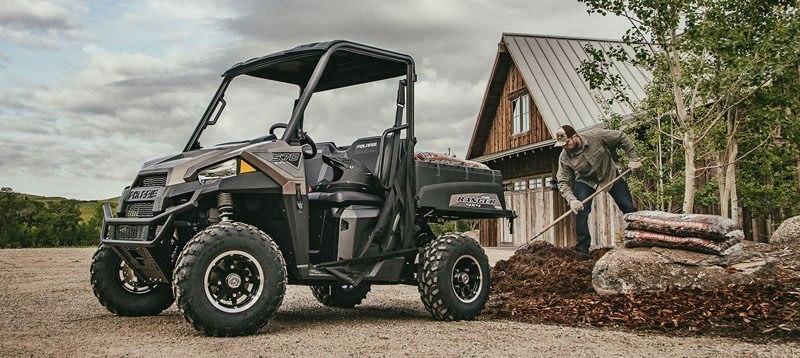 2019 Polaris Ranger 570 Polaris Pursuit Camo in Afton, Oklahoma
