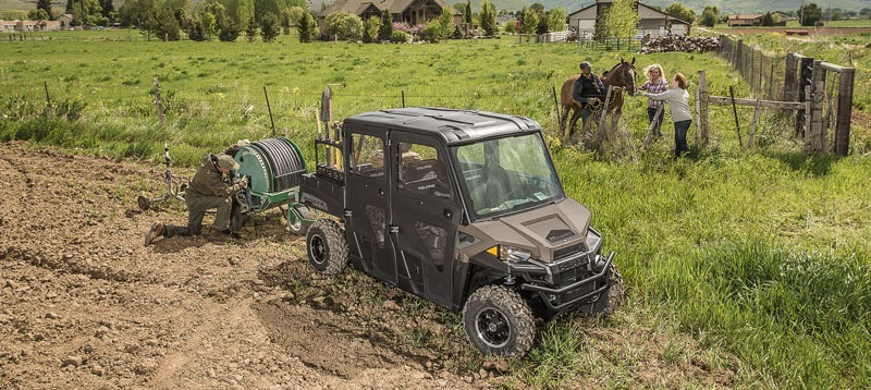 2019 Polaris Ranger Crew 570-4 in Monroe, Michigan
