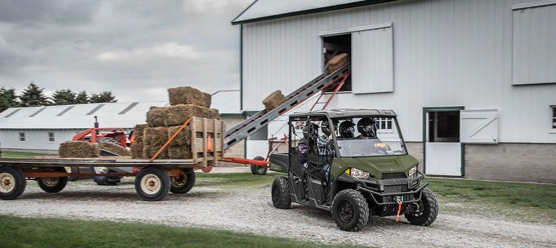 2019 Polaris Ranger Crew 570-4 in Woodstock, Illinois
