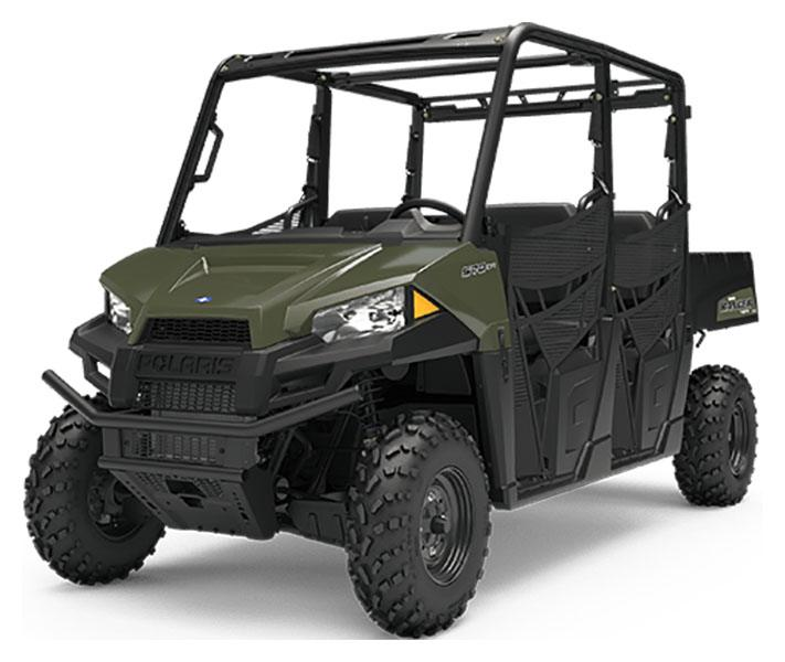 2019 Polaris Ranger Crew 570-4 in Fond Du Lac, Wisconsin - Photo 1