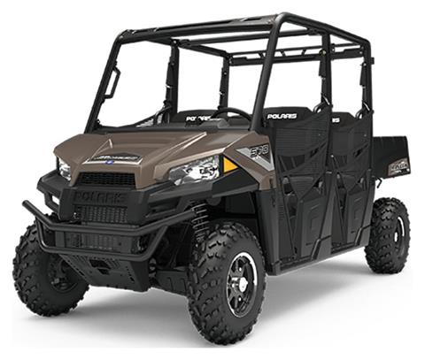 2019 Polaris Ranger Crew 570-4 EPS in Union Grove, Wisconsin