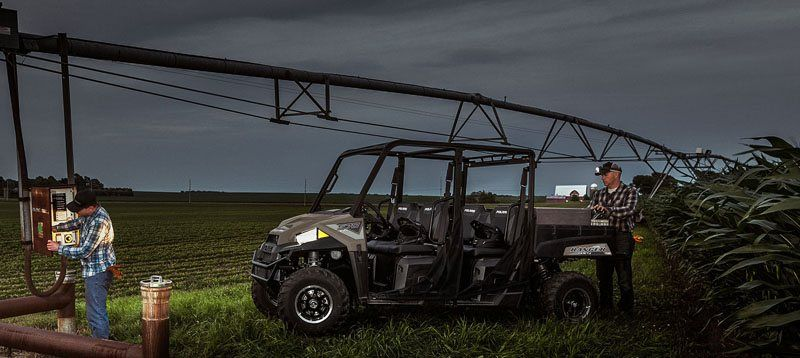 2019 Polaris Ranger Crew 570-4 EPS in Kansas City, Kansas