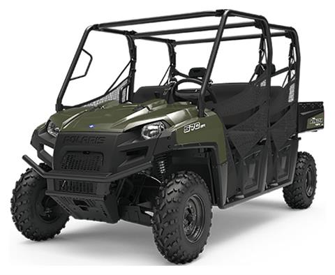 2019 Polaris Ranger Crew 570-6 in Monroe, Michigan