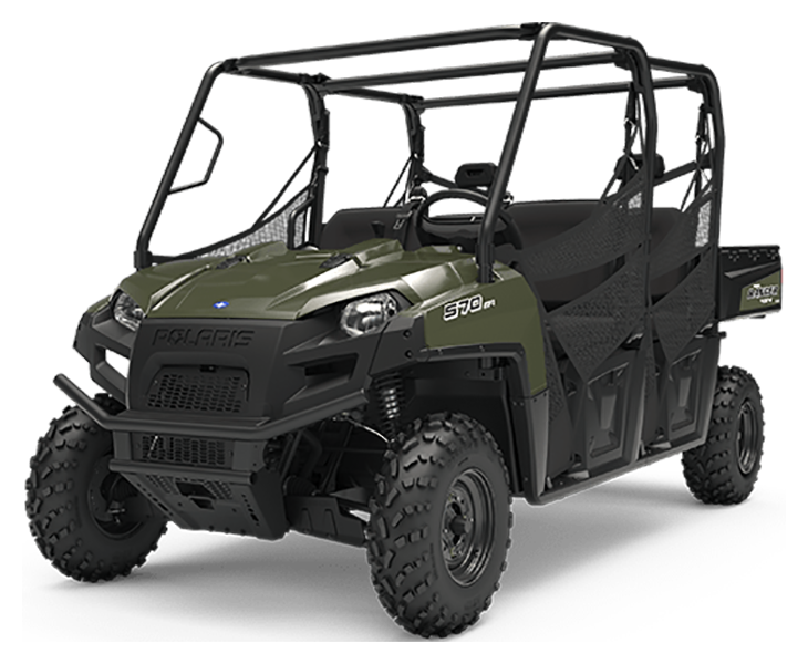 2019 Polaris Ranger Crew 570-6 in Winchester, Tennessee - Photo 1