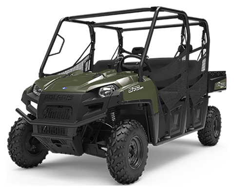 2019 Polaris Ranger Crew 570-6 in Woodstock, Illinois