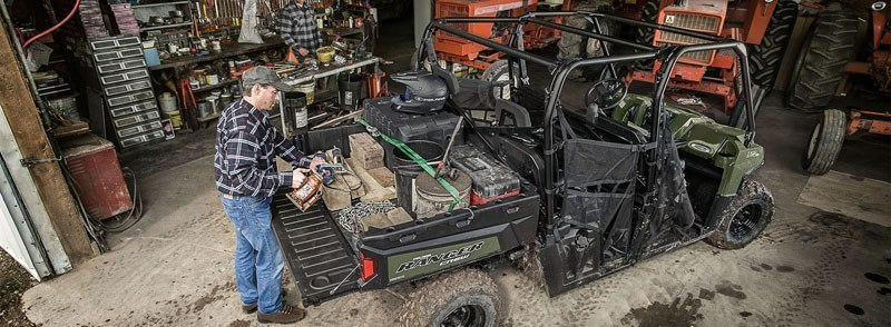 2019 Polaris Ranger Crew 570-6 in Asheville, North Carolina