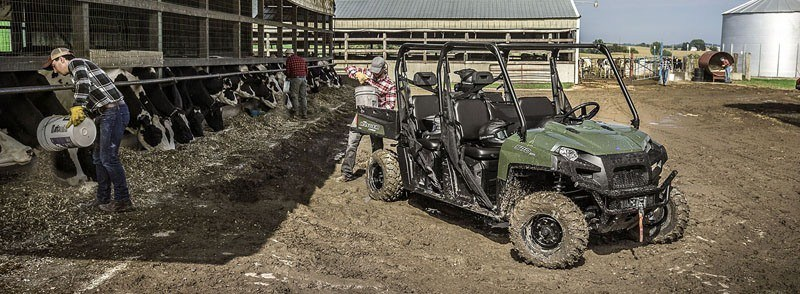 2019 Polaris Ranger Crew 570-6 in Winchester, Tennessee - Photo 7