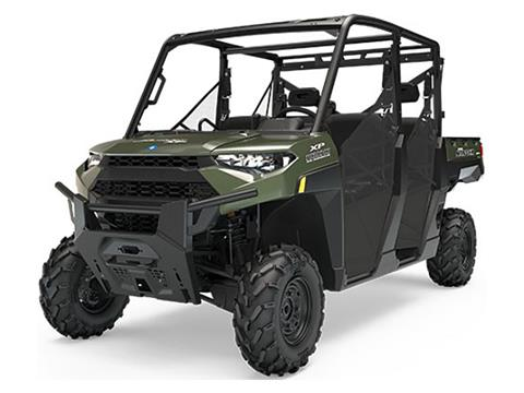 2019 Polaris Ranger Crew XP 1000 EPS Premium in Monroe, Michigan