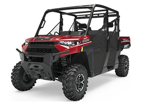 2019 Polaris Ranger Crew XP 1000 EPS Premium in Three Lakes, Wisconsin