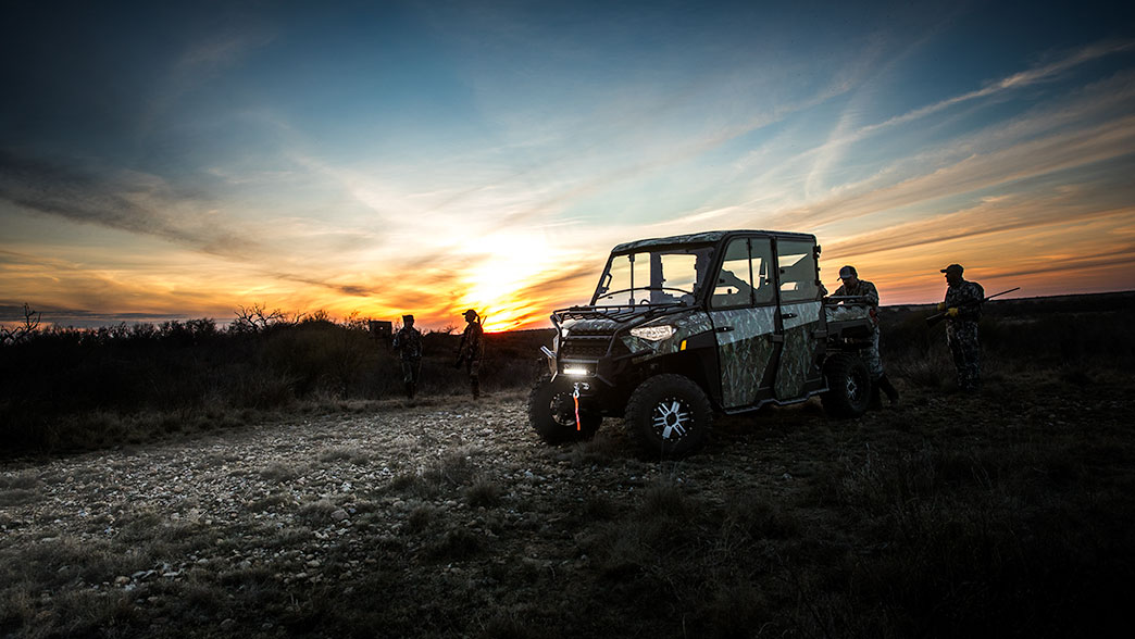 2019 Polaris Ranger Crew XP 1000 EPS in Ponderay, Idaho