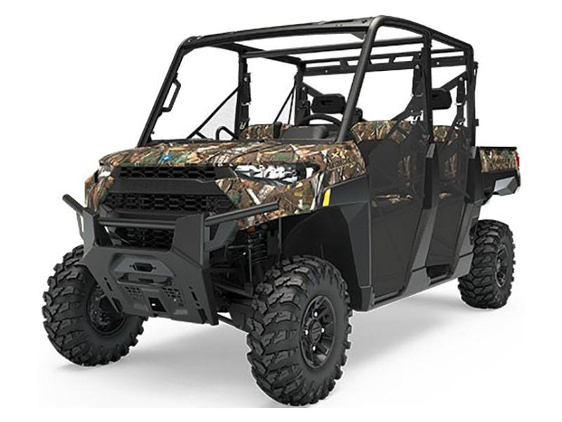2019 Polaris Ranger Crew XP 1000 EPS Premium in Lewiston, Maine - Photo 1
