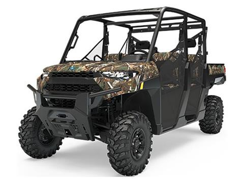 2019 Polaris Ranger Crew XP 1000 EPS Premium in Hollister, California