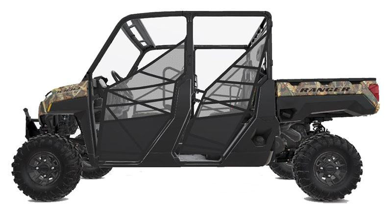 2019 Polaris Ranger Crew XP 1000 EPS Premium in Lewiston, Maine - Photo 2
