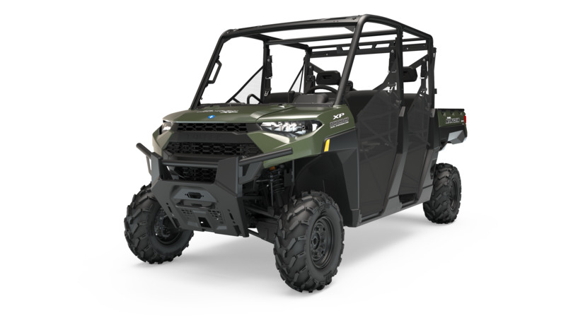 2019 Polaris Ranger Crew XP 1000 EPS in Albany, Oregon