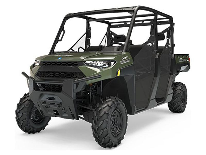 2019 Polaris Ranger Crew XP 1000 EPS in Santa Rosa, California - Photo 1