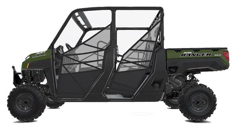 2019 Polaris Ranger Crew XP 1000 EPS in Hillman, Michigan