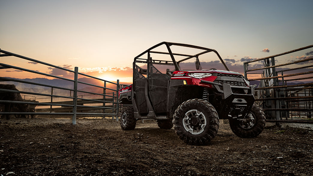 2019 Polaris Ranger Crew XP 1000 EPS in Baldwin, Michigan