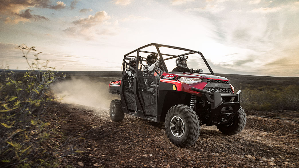 2019 Polaris Ranger Crew XP 1000 EPS Premium in El Campo, Texas