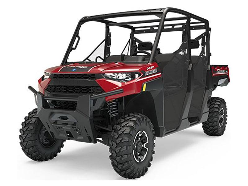 2019 Polaris Ranger Crew XP 1000 EPS Premium in Hollister, California - Photo 1