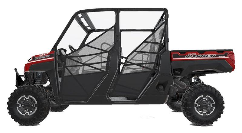 2019 Polaris Ranger Crew XP 1000 EPS Premium in Clearwater, Florida - Photo 2