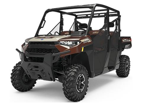 2019 Polaris Ranger Crew XP 1000 EPS 20th Anniversary Limited Edition in Union Grove, Wisconsin