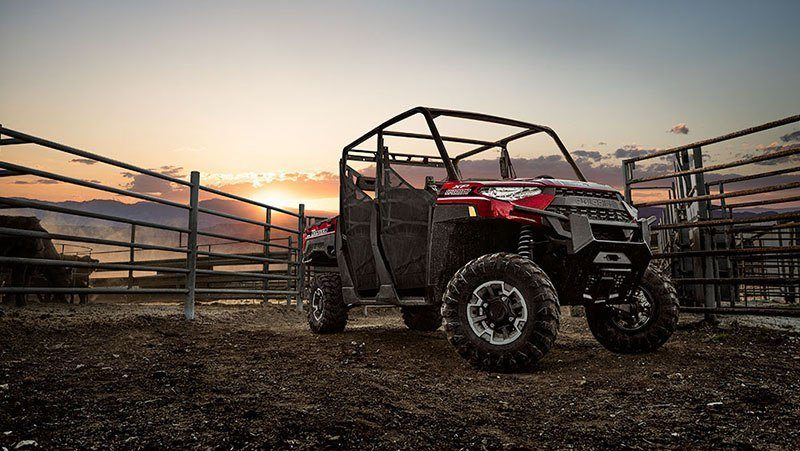 2019 Polaris Ranger Crew XP 1000 EPS 20th Anniversary Limited Edition in San Diego, California