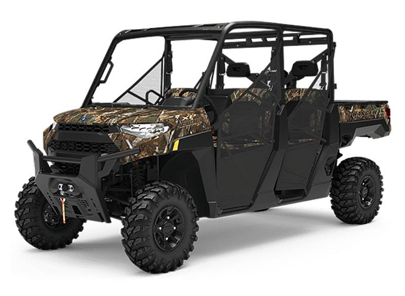 2019 Polaris RANGER CREW XP 1000 EPS Back Country Limited Edition in Pascagoula, Mississippi
