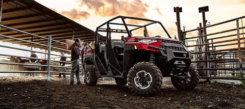 2019 Polaris Ranger Crew XP 1000 EPS Back Country Limited Edition in Prosperity, Pennsylvania - Photo 11