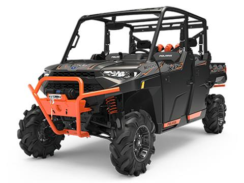 2019 Polaris Ranger Crew XP 1000 EPS High Lifter Edition in Monroe, Michigan
