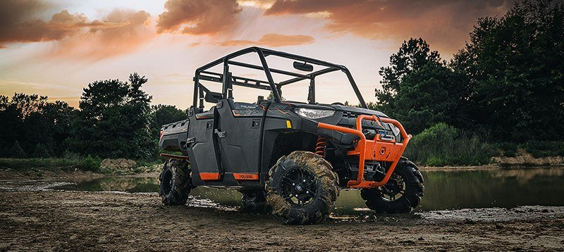 2019 Polaris Ranger Crew XP 1000 EPS High Lifter Edition in Leesville, Louisiana