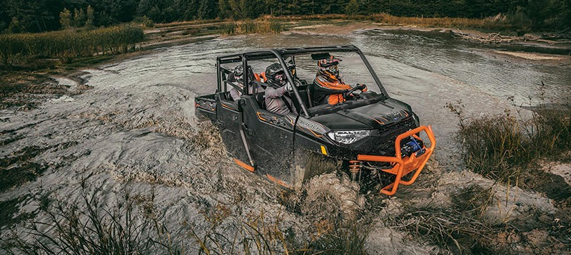 2019 Polaris Ranger Crew XP 1000 EPS High Lifter Edition in Monroe, Michigan - Photo 7