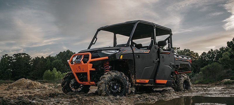 2019 Polaris Ranger Crew XP 1000 EPS High Lifter Edition in Bristol, Virginia - Photo 9