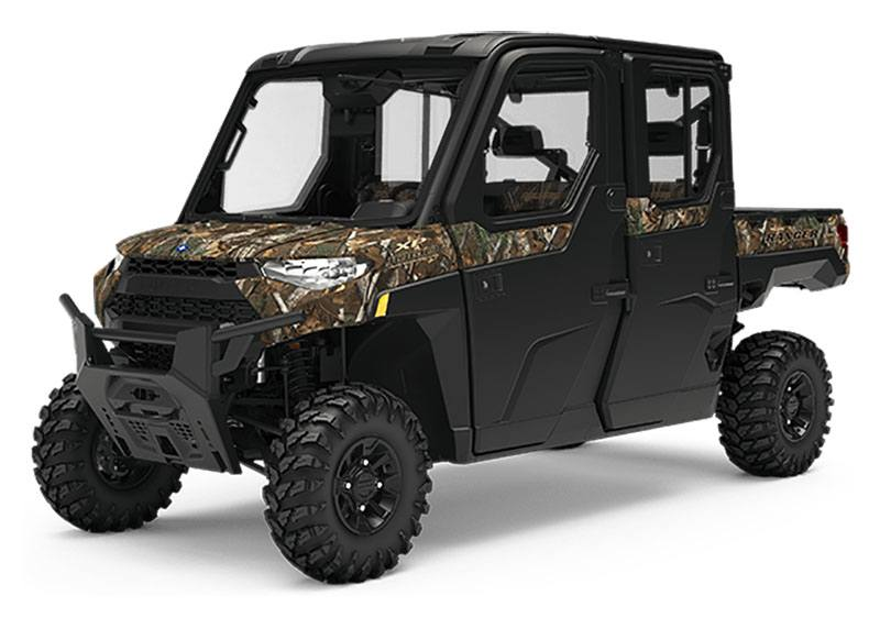 2019 Polaris Ranger Crew XP 1000 EPS NorthStar Edition in San Diego, California - Photo 1