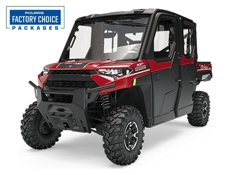 2019 Polaris Ranger Crew XP 1000 EPS NorthStar Edition Factory Choice in Brewster, New York - Photo 3