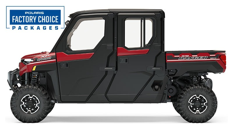 2019 Polaris Ranger Crew XP 1000 EPS NorthStar Edition Factory Choice in Yuba City, California - Photo 4