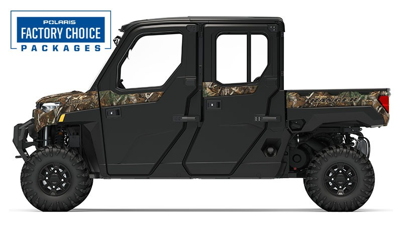 2019 Polaris Ranger Crew XP 1000 EPS NorthStar Edition Factory Choice in Yuba City, California - Photo 6