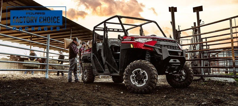 2019 Polaris Ranger Crew XP 1000 EPS NorthStar Edition Factory Choice in Yuba City, California - Photo 15