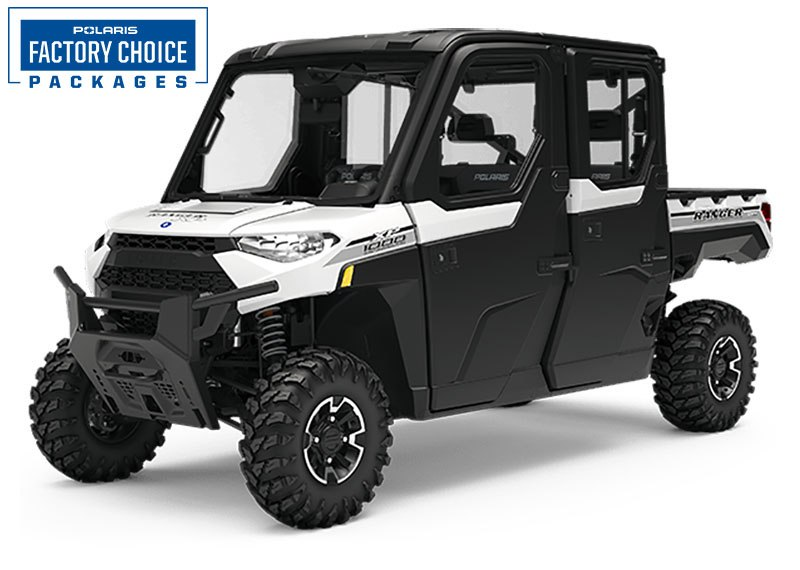 2019 Polaris Ranger Crew XP 1000 EPS NorthStar Edition Factory Choice in Yuba City, California - Photo 1
