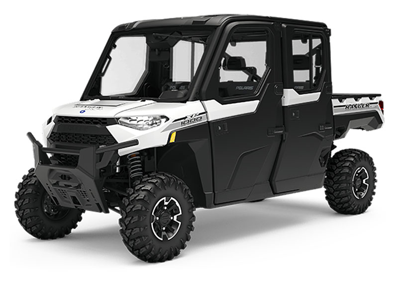 2019 Polaris RANGER CREW XP 1000 EPS NorthStar Edition Ride Com for sale 127160