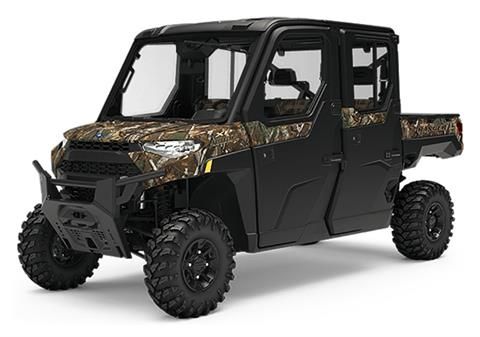 2019 Polaris Ranger Crew XP 1000 EPS NorthStar Edition Ride Command in Hollister, California