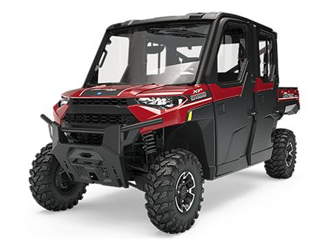2019 Polaris Ranger Crew XP 1000 EPS NorthStar Edition Ride Command in Irvine, California
