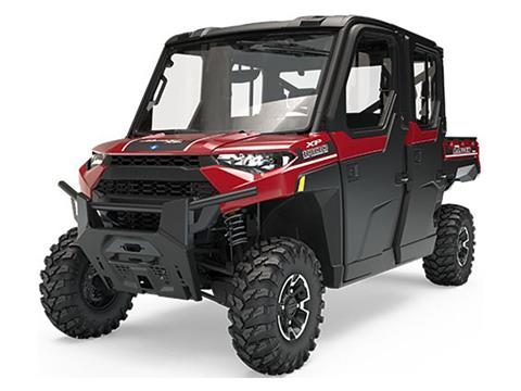 2019 Polaris Ranger Crew XP 1000 EPS NorthStar HVAC Edition in Sterling, Illinois