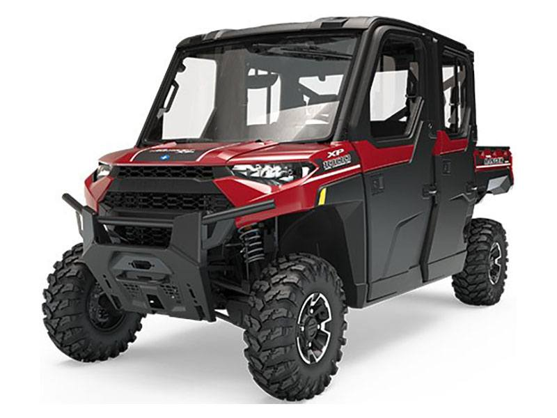 2019 Polaris Ranger Crew XP 1000 EPS NorthStar HVAC Edition in Greenwood, Mississippi