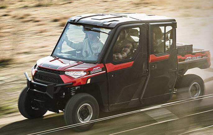 2019 Polaris Ranger Crew XP 1000 EPS NorthStar HVAC Edition 10