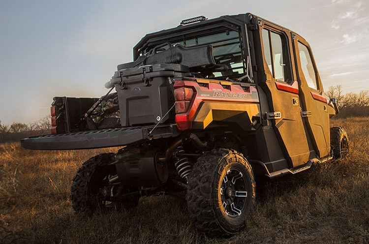 2019 Polaris Ranger Crew XP 1000 EPS NorthStar HVAC Edition in Barre, Massachusetts