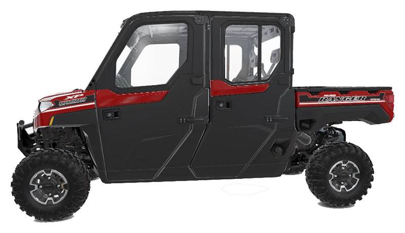 2019 Polaris Ranger Crew XP 1000 EPS NorthStar HVAC Edition in Center Conway, New Hampshire