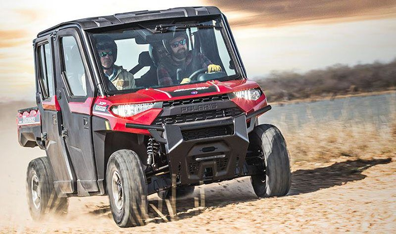 2019 Polaris Ranger Crew XP 1000 EPS NorthStar HVAC Edition in Pensacola, Florida - Photo 4