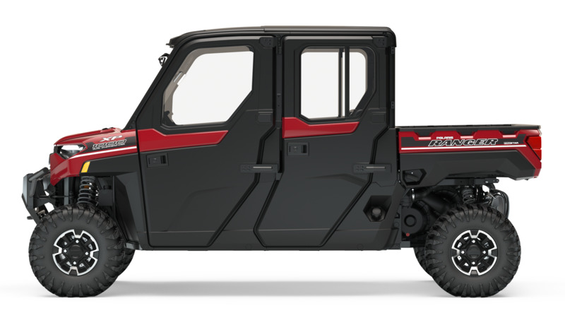 2019 Polaris Ranger Crew XP 1000 EPS NorthStar HVAC Edition in Centralia, Washington