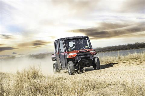 2019 Polaris Ranger Crew XP 1000 EPS NorthStar HVAC Edition in Durant, Oklahoma