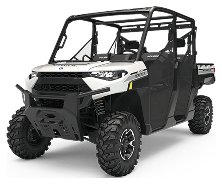 2019 Polaris Ranger Crew XP 1000 EPS Premium in Antigo, Wisconsin